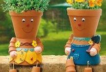 garden, gardener, gardering........