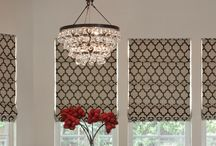 Window treatments / by Glenda Holdsworth Maltman