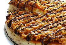 Cheese cake & Tarts / by Glenda Holdsworth Maltman