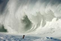 Waves for Wes. / by Glenda Holdsworth Maltman