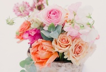 A wedding blooms / Flower inspirations for weddings