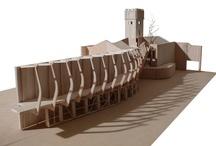 Maquetas de Arquitectura / by AVDR avistaderender