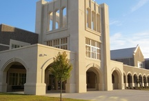 Our Schools / Photos of our beautiful facilities, the latest of which are being built to LEED specifications.
