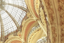 Enlightenment   Architecture / Enlightening domes and ceilings / by Bette
