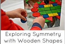 Math Ideas / Inventive ideas for designing science and math work for students. Enrichment tips for parents.