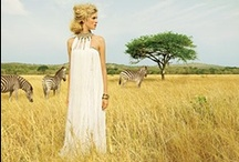 Weddings in Africa / Love, romance and tying the knot safari style / by Explorations Africa