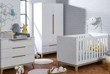 Chambres bébé Chambrekids / Un univers de chambre bébé à découvrir sûr chambrekids.com