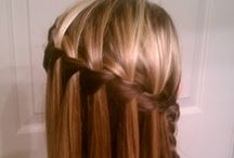 Hair / by Mallory Smith