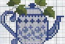 Cross stitch / by Glenda Holdsworth Maltman