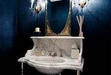 Klasické stylové koupelny / Classic bathrooms