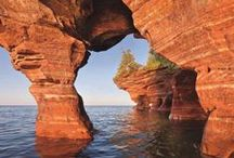 Our Unique Island Setting / Madeline Island, the largest of the 22 Apostle Islands in Lake Superior / by Madeline Island School of the Arts