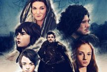 Game of Thrones / by Glenda Holdsworth Maltman