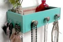 UPCYCLING / I love to reuse and repurpose!