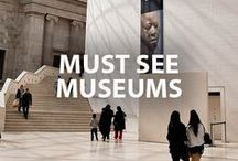 Must See Museums