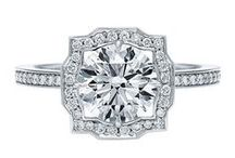Engagement Rings and Wedding Sets