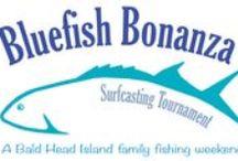 Bald Head Island Bluefish Bonanza! / October 17-18, 2014 Bald Head Island will host the 1st annual Bluefish Bonanza.
