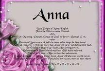 Meaning Of Names / Meaning Of Names and Analysis