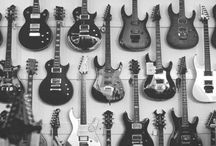 Guitars ♡♪ / Guitars. ♡ / by Lyric ☠