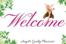 Book Blog - Headers/Banners/Pictures/More / Angel's Guilty Pleasures Blog Banners/Headers/Pictures/Etc..