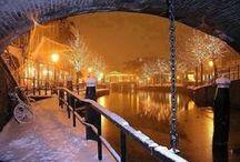 Amazing Amsterdam / Er zijn zoveel mooie plekken in Amsterdam!
