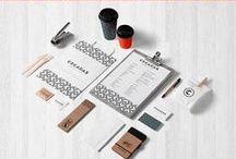 · Branding · / Corporate identity... Marcas Molonas!