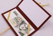 Obálky na peníze