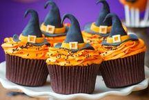 Trick or Treat ? / Déguisement, maquillage et friandises, tout ce qu'il faut pour une fête d'Halloween réussie.