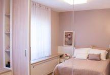 Quartos / quartos, decorações de quartos, ambientes.