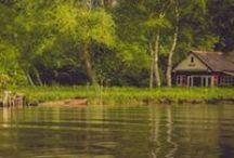 Natuurhuisje aan 't water / Onze mooiste natuurhuisjes gelegen aan het water!