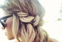 Weddig style / Hair