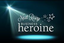 Reality Show - Next Rising Business Heroine / You've seen the Bachelor. You've seen Real Housewives. This is *nothing* like that.  Introducing…  Next Rising Business Heroine - the interactive reality challenge that empowers your business dreams.  Join now at http://NextRisingBusinessHeroine.com