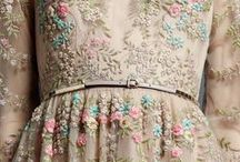 Embroidery, linen and lace / Inspiration, tutorials and charts. Enjoy.