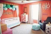 Children's Room/Nursery / by Christina Bryant