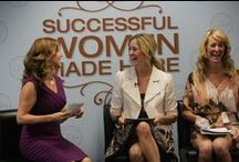 SUCCESSFUL WOMEN MADE HERE / Where you learn to Make Your Mark, Grow your Business, Make an Impact and More Money!