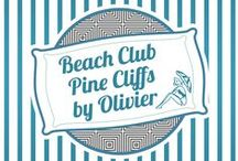 Beach Club by Olivier / For the best Resort, the better Beach Club. Join us on the beach and experience the taste and flavor of our famous Chef Olivier