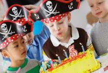 Pirate kids party ideas