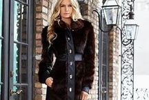 Fur Coats / Fur Coats Are Always in Season.  Sneak a Peek and Find That Perfect Look!