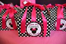 Minnie Mouse kids party ideas