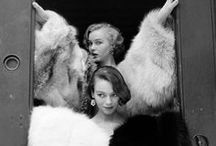 Vintage Fur / The timeless stylings of our favorite furs throughout the years.