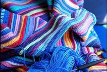 Crochet / Tricot : Modèles / by Trucs et Bidules
