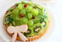 Pie & tartas...