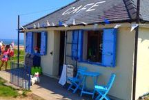 Places to eat on Anglesey / Anglesey has a great choice of places to eat from great beach cafes to grand Chateaux's