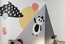 Børneværelse / Inspiration til Lisas nye hyggelige pigeværelse