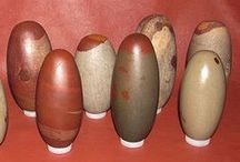 Shiva Lingams from Narmada river