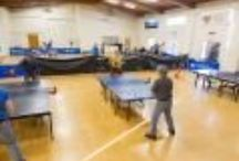 Places To Play Table Tennis / Table tennis venues around the world.
