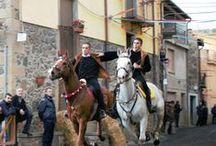 Carnival In the isle of Sardinia / Sardinien in Mask