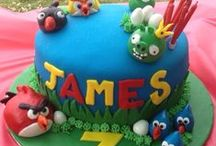Novelty Baking / Themed cakes, cupcakes and biscuits