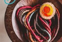 YARN MAGAZINE / YARN is THE Australian magazine for knitting & crochet, with patterns, technical & specialist articles, & a strong focus on natural or unusual fibres.