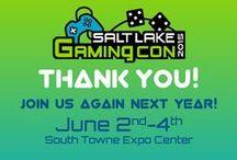 Salt Lake Gaming Con 2015