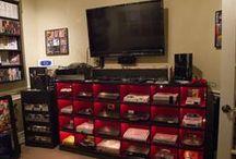 Gaming Setups / Geek Collections